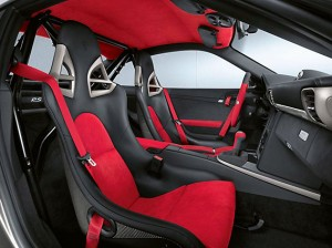 Porsche 911 GT2 RS interieur